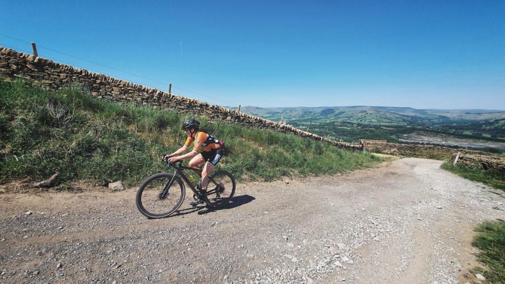 Gravel Riding in the Peak District