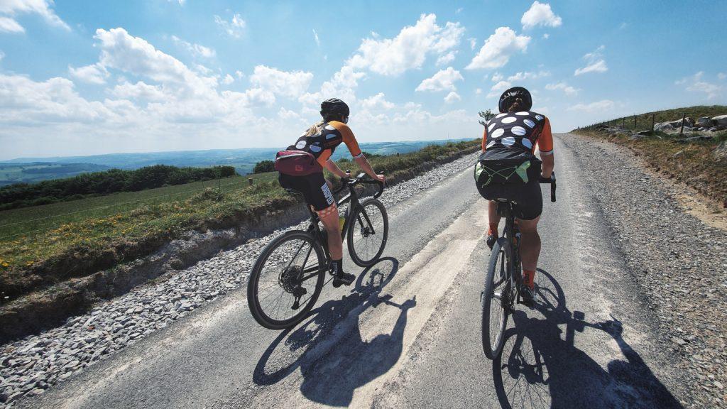Peak District riding