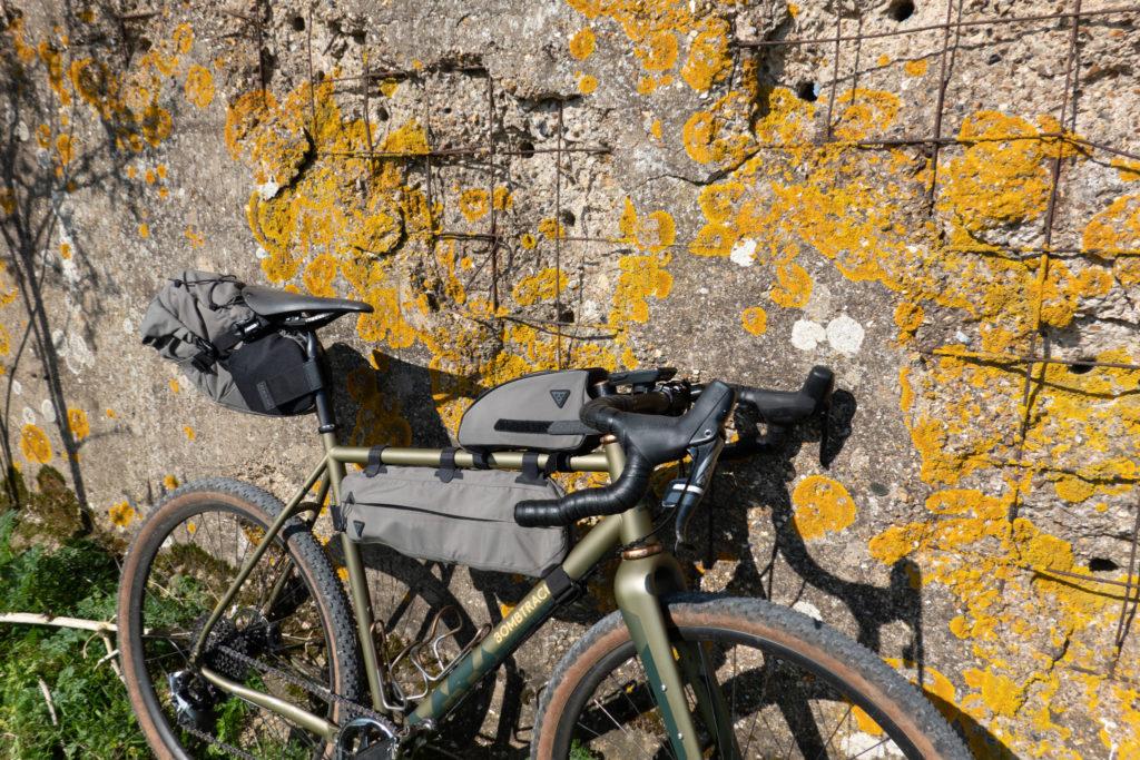 Topeak Bikepacking Series on a Bombtrack Hook EXT
