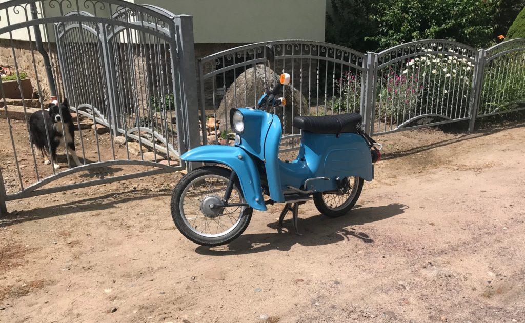 Simpson KR Scooter