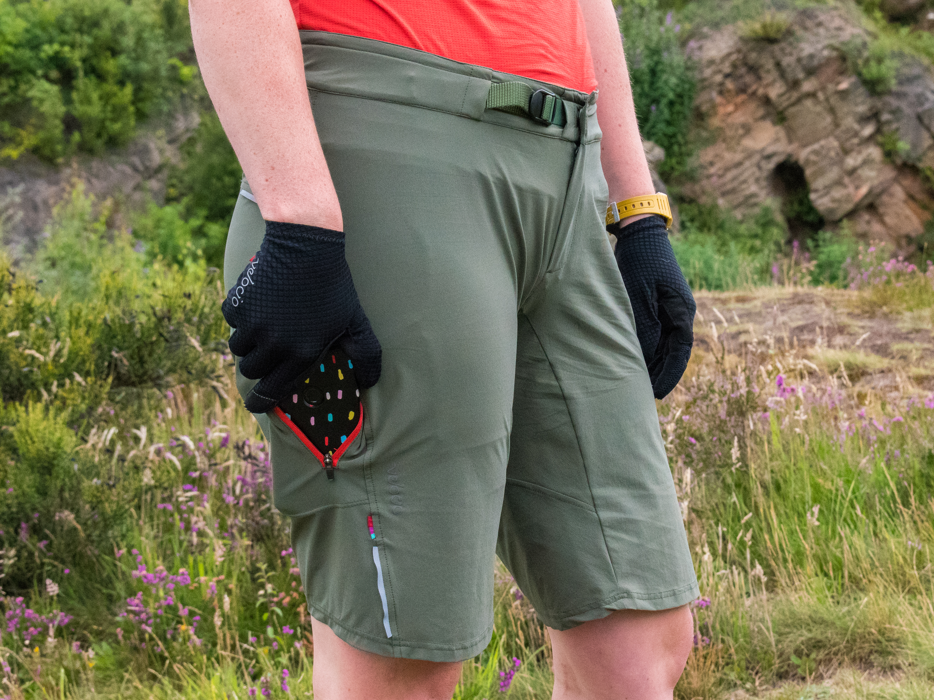 Velocio Trail Short