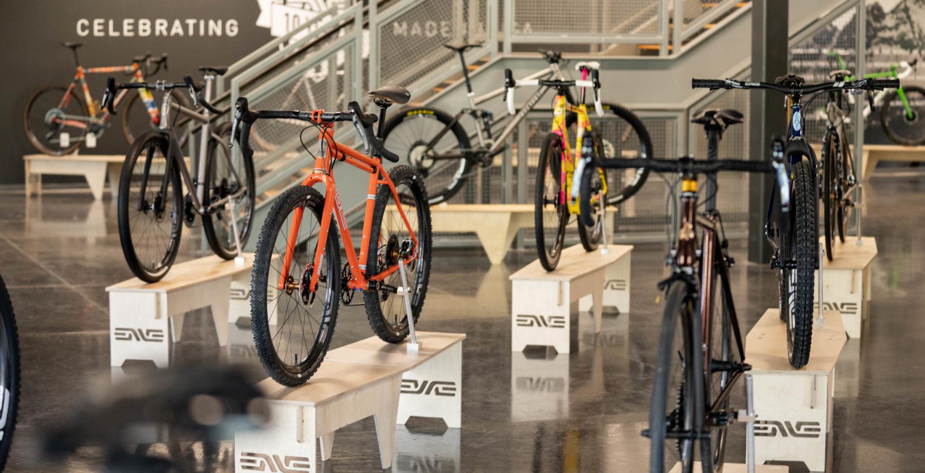 ENVE Bike Builder
