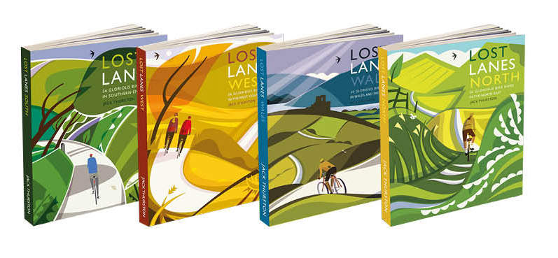 Full series of Lost Lanes books
