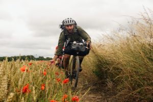 King Alfred's Way bikepacking