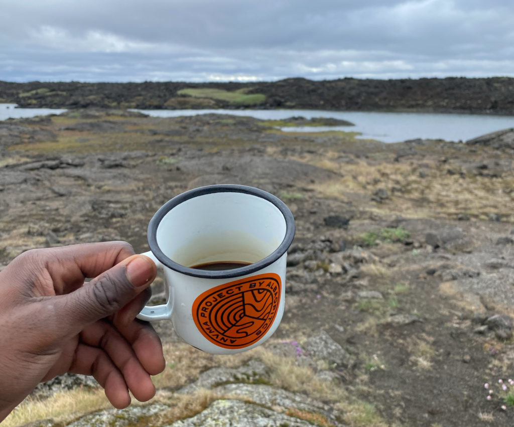 Coffee in Iceland