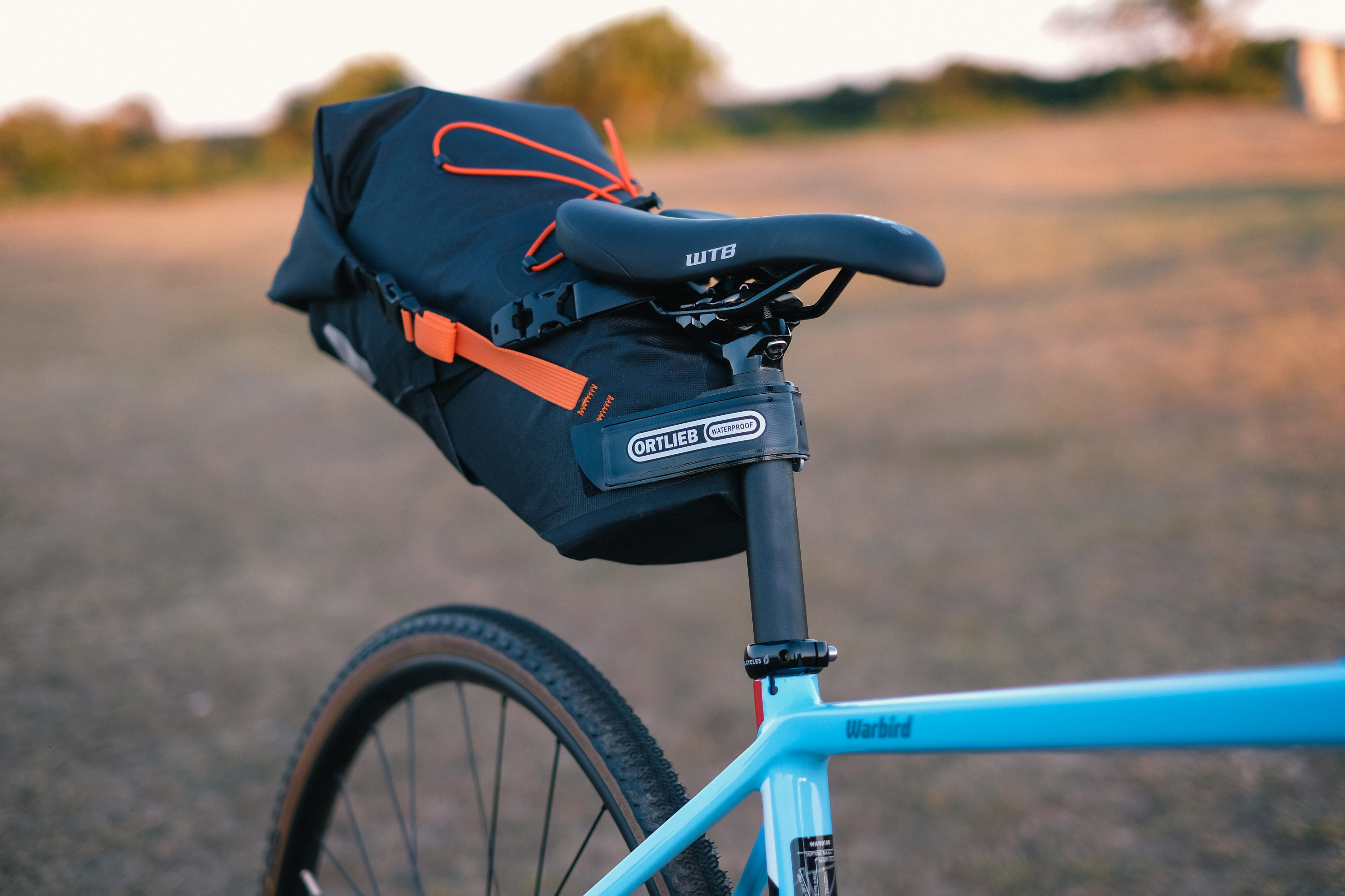 New Ortlieb Bikepacking Bags