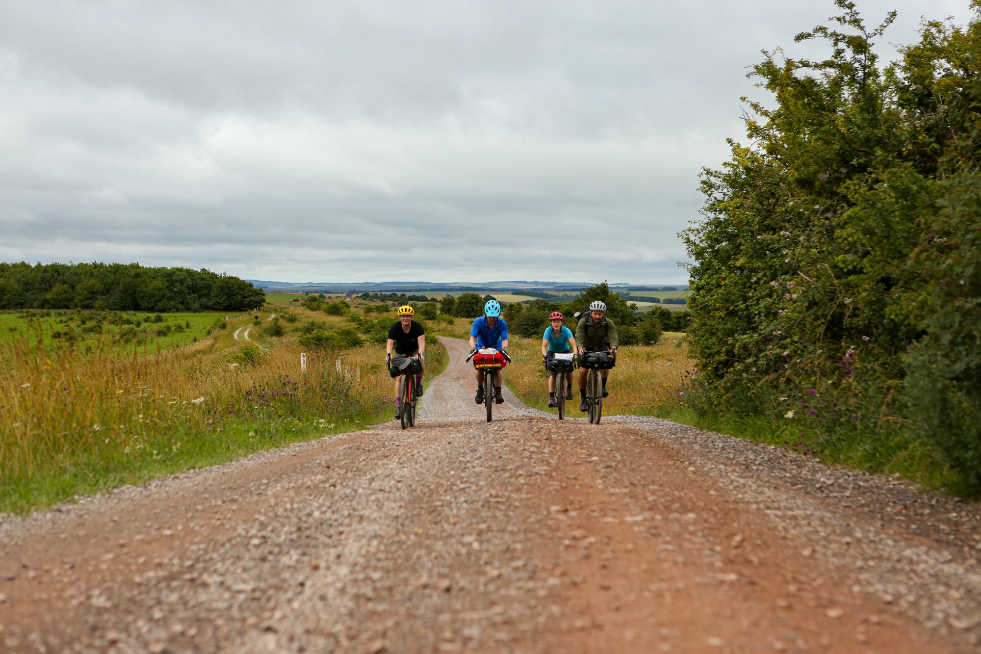 King Alfred's Way Bikepacking Cycling UK