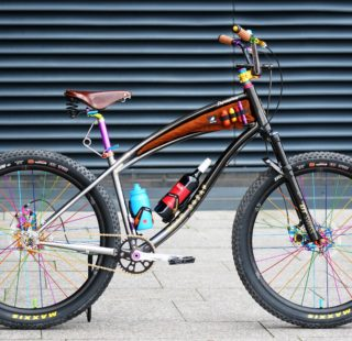 Deep Custom builds in cycling