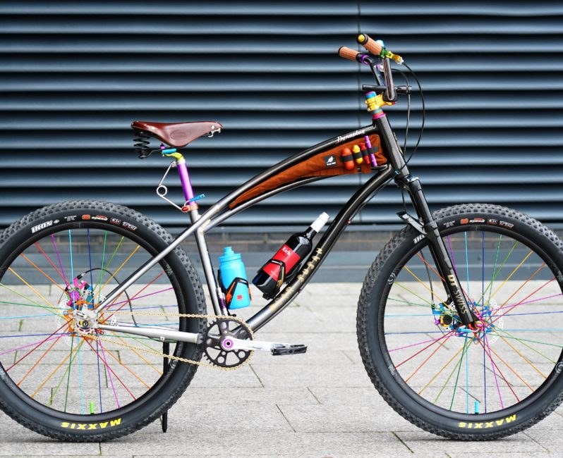 Deep Custom builds in cycling
