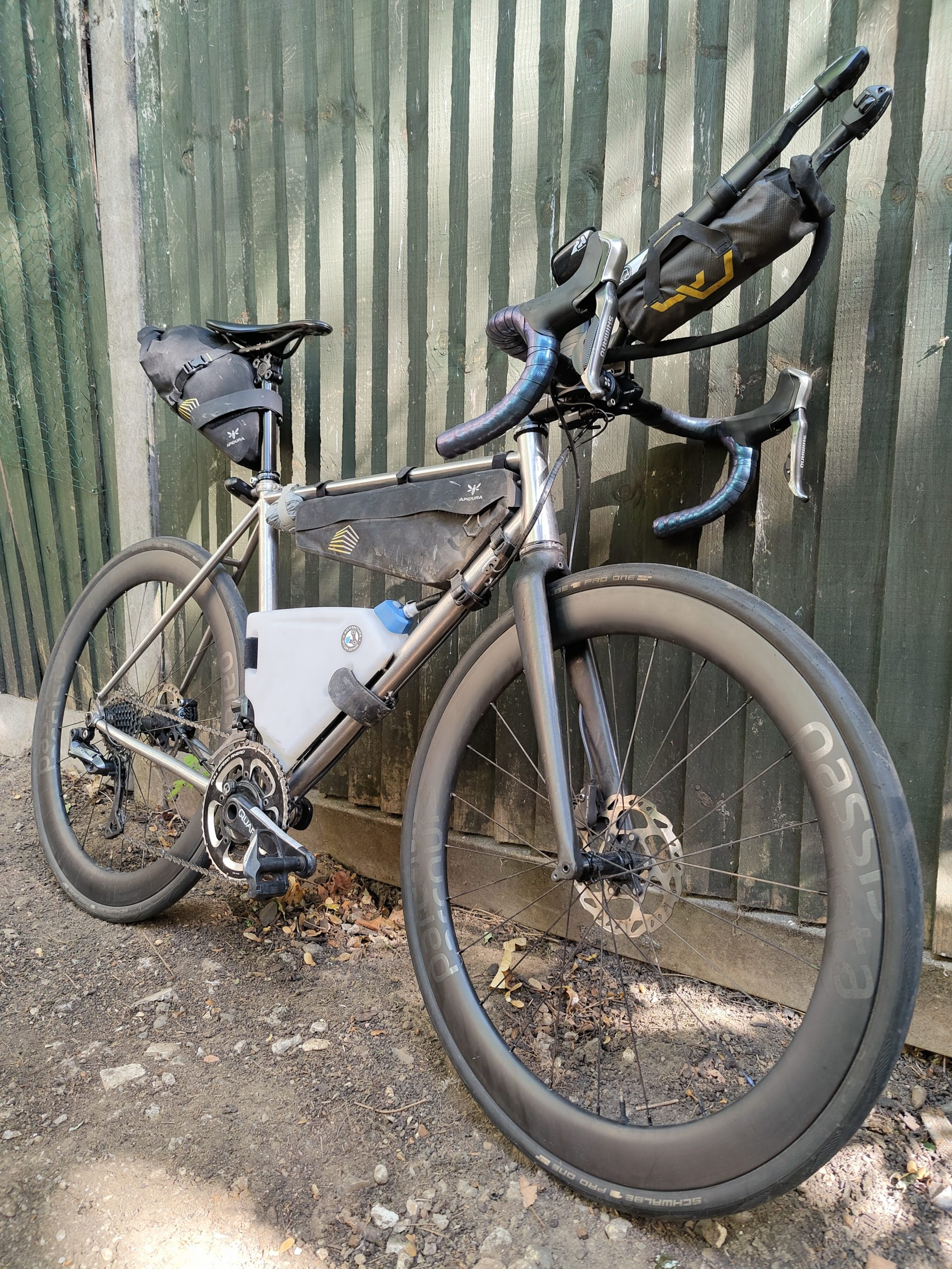 Apidura Downtube Pack
