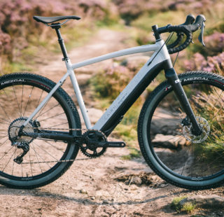 Cairn release updated E-Adventure 1.0 gravel e-bike