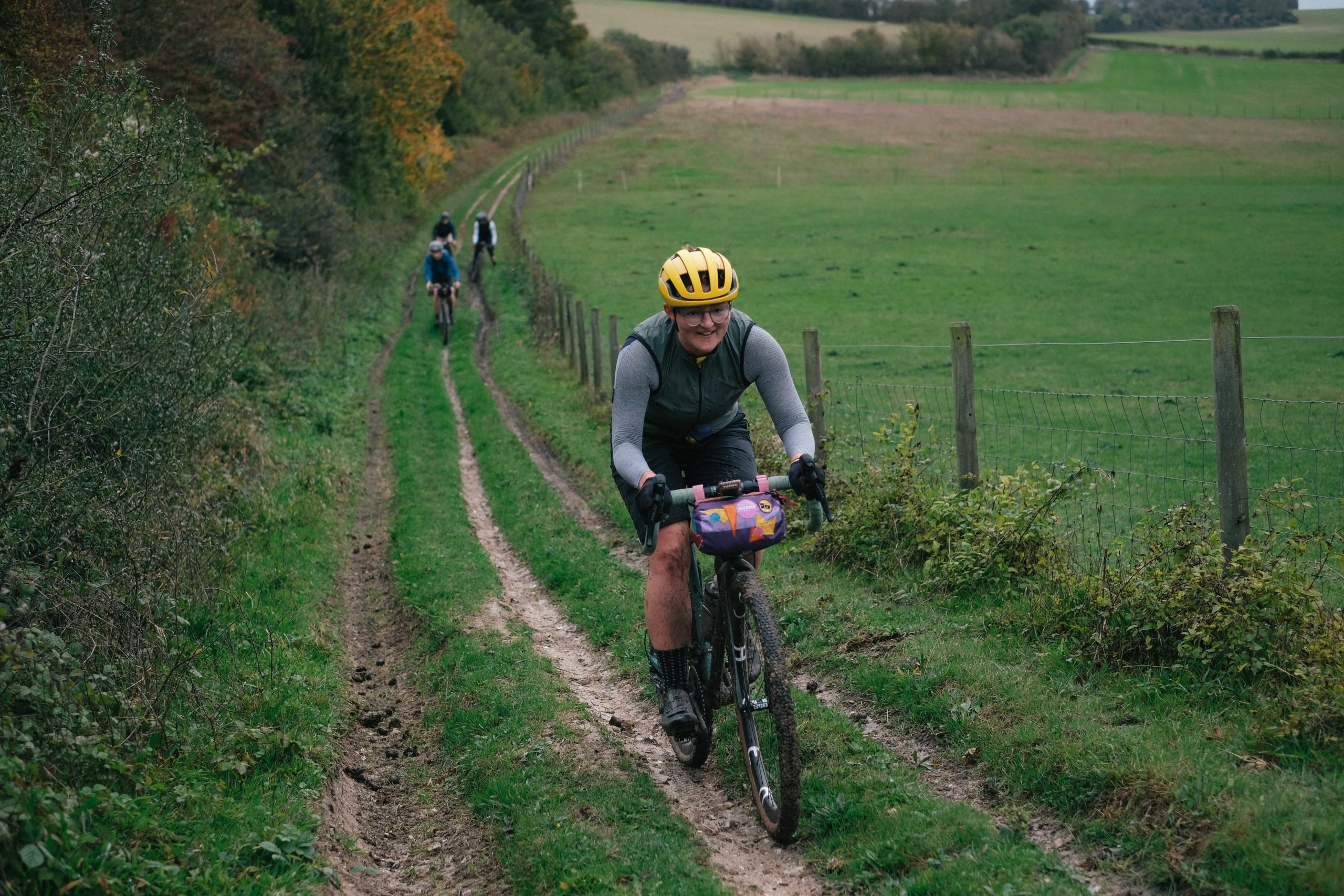 RECCEING BROTHER CYCLES' NEW KENT GRAVEL RIDE FOR '21 Stayer Cycles Groadinger UG