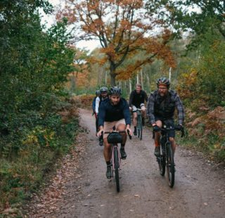 RECCEING BROTHER CYCLES' NEW KENT GRAVEL RIDE FOR '21