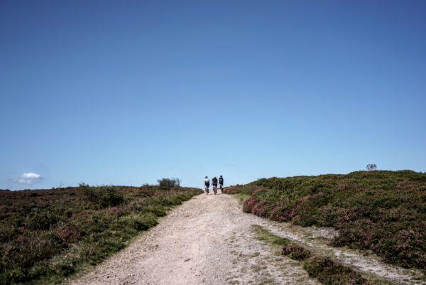 Quantock Hills Temple Cycles Adventure Disc 1 gravel cycling