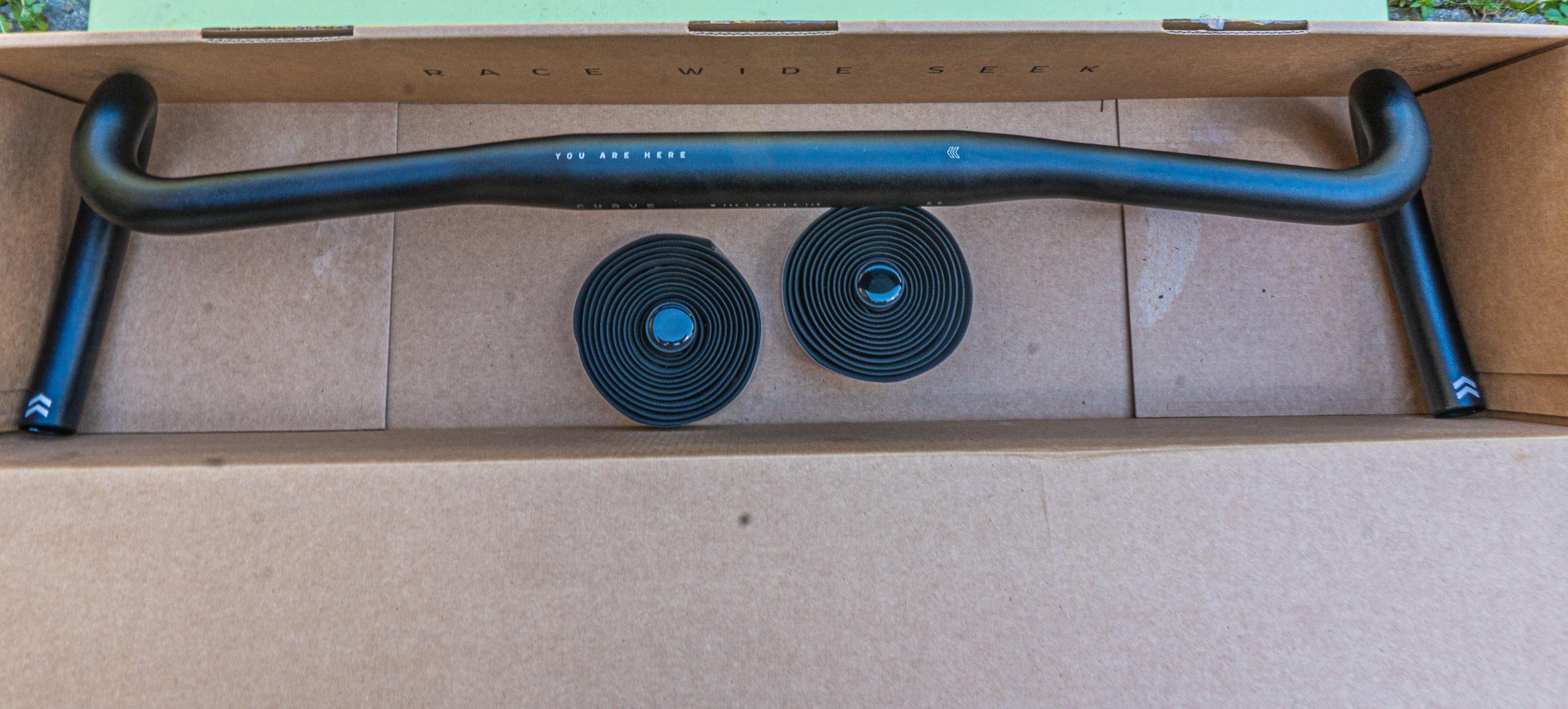 Curve Walmer handlebar 55cm