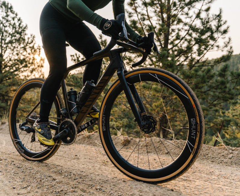 Hunt 42 Limitless Gravel Disc Aero