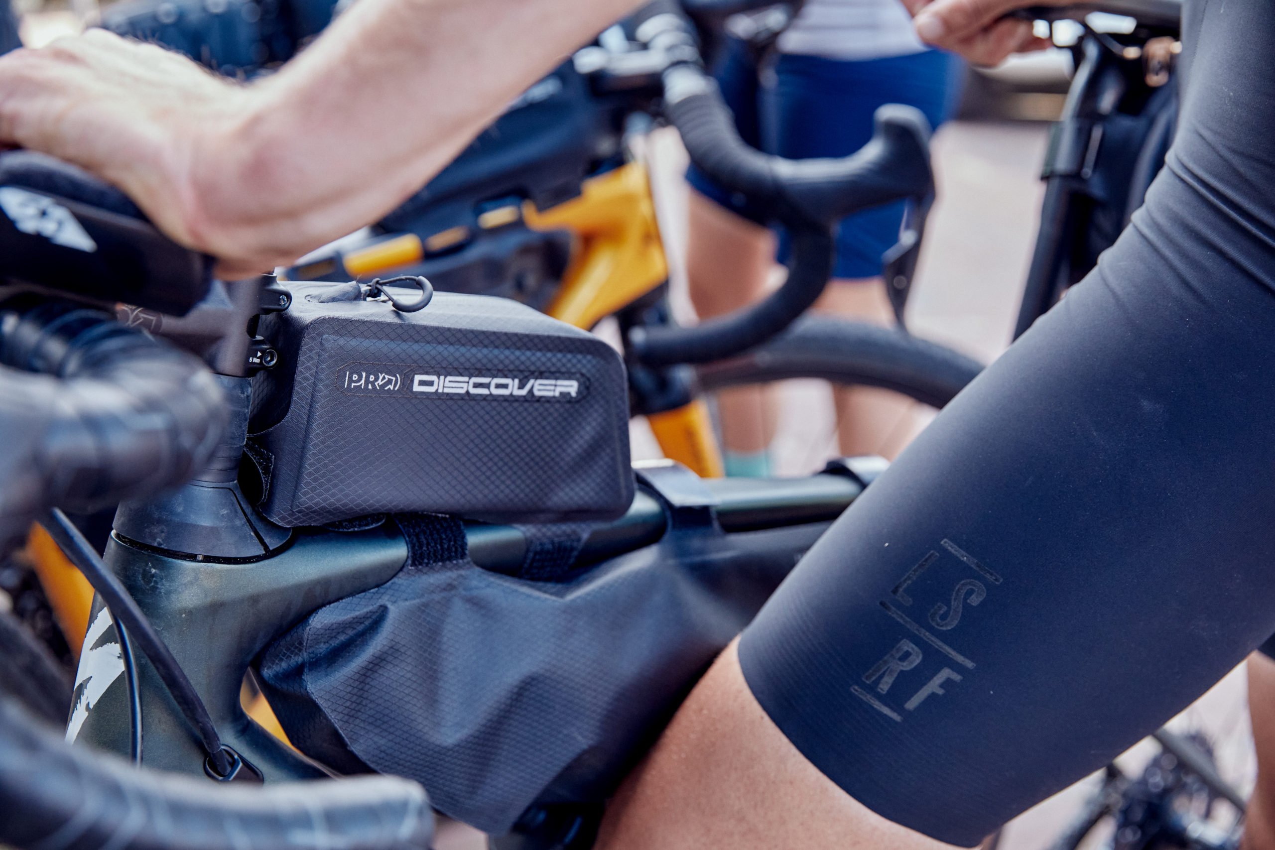 Shimano PRO Discover Team Bikepacking Bags