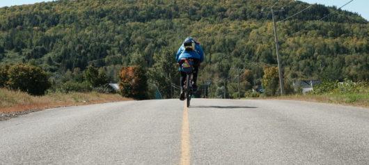 Vedangi Kulkarni's round the world ride