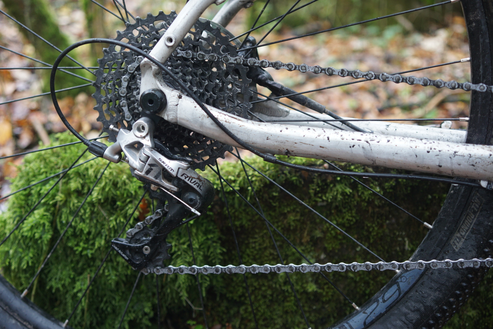 SRAM Rival Riverside 920 Touring Trekking Bikepacking Decathlon Cheap Budget
