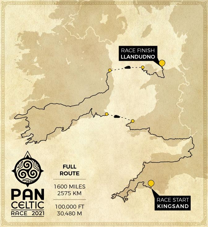 BAME Scholarship Ultra Endurance Cloud 9 Pan Celtic Race