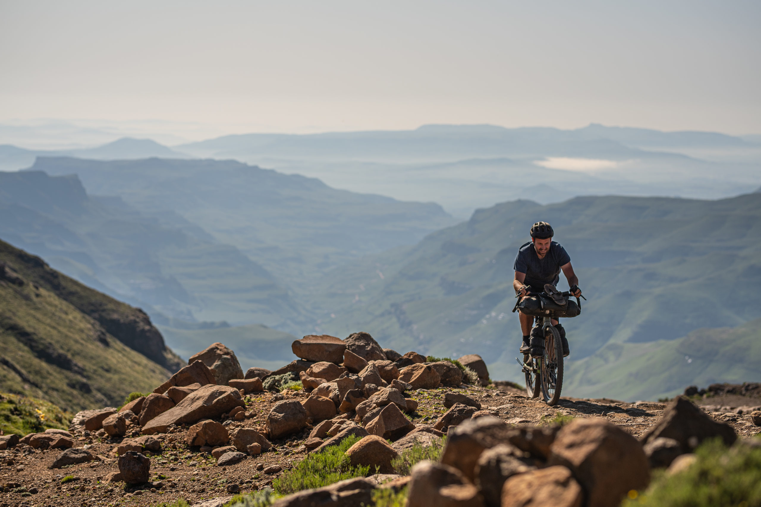 Riverside 920 Touring Bike in Lesotho