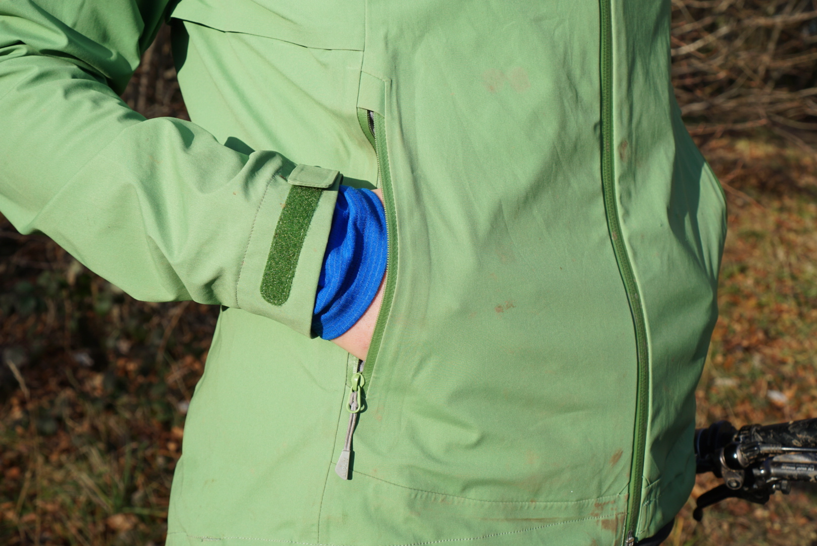 Alpkit Balance 2 Waterproof Jacket Review