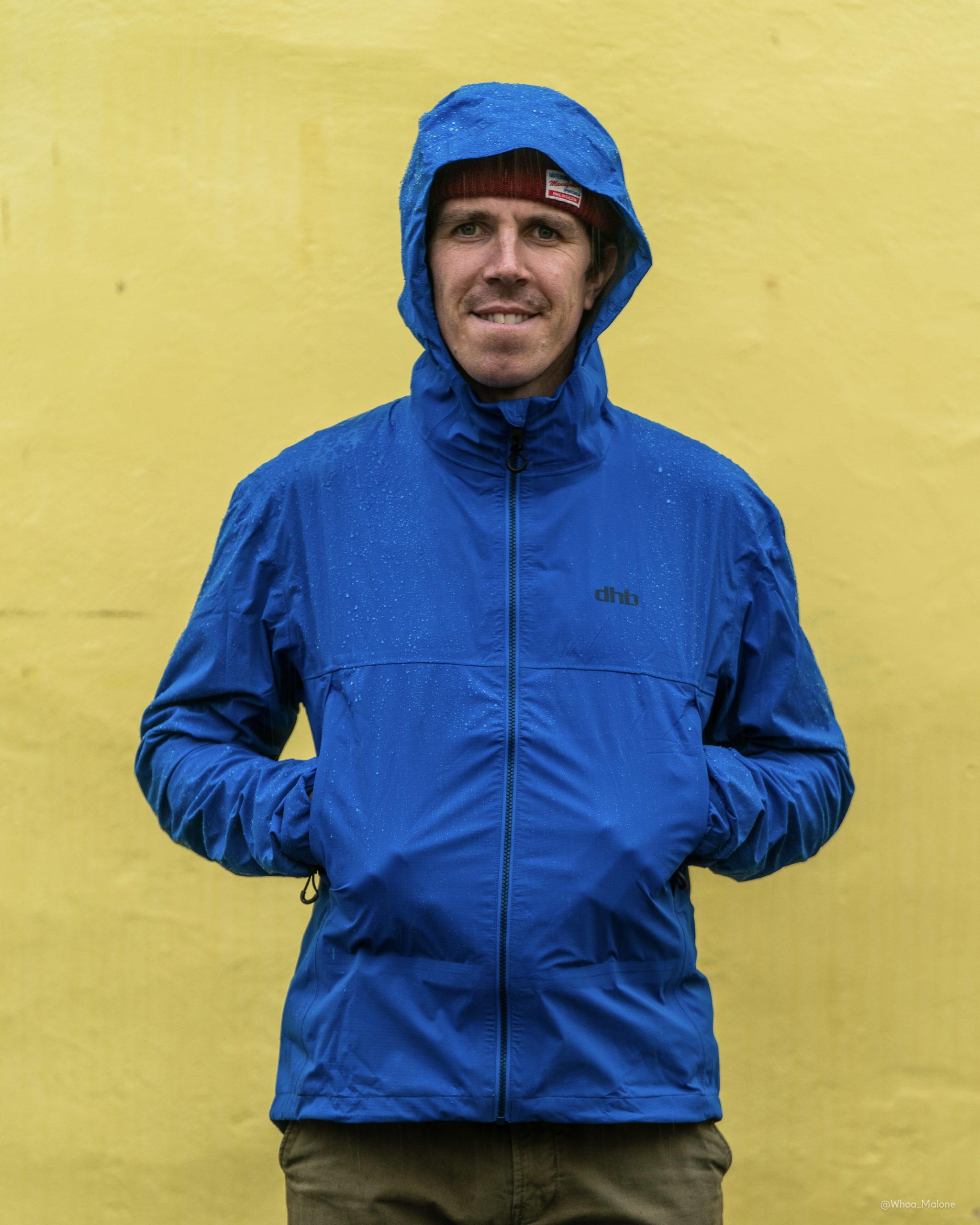 dhb Trail waterproof jacket review