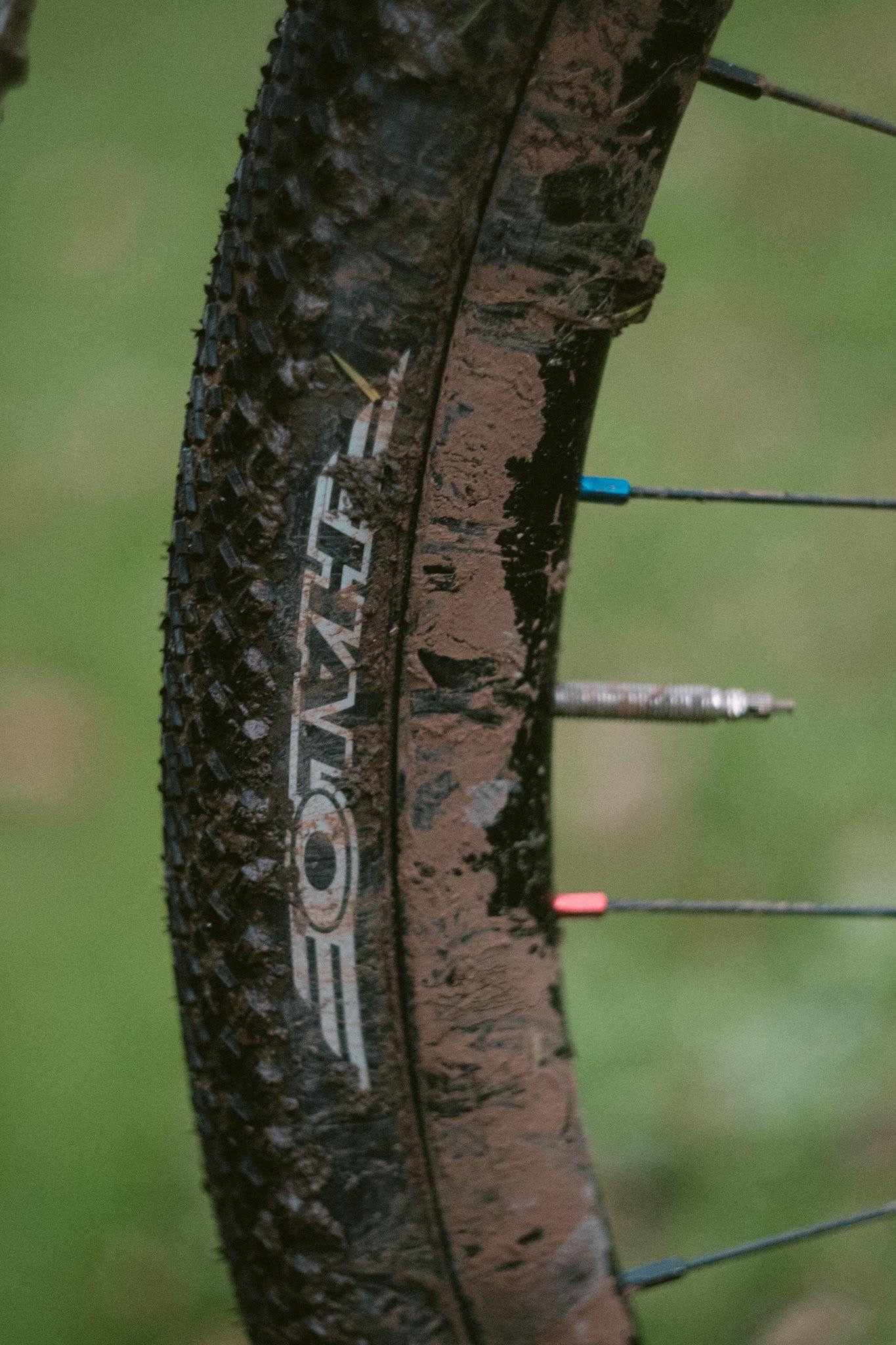 Halo GXC gravel tyres