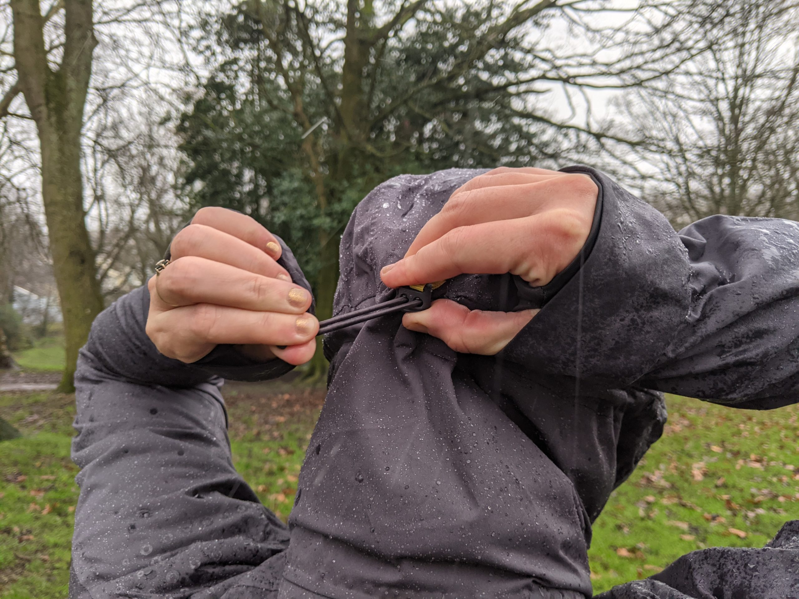 Findra Stroma jacket review
