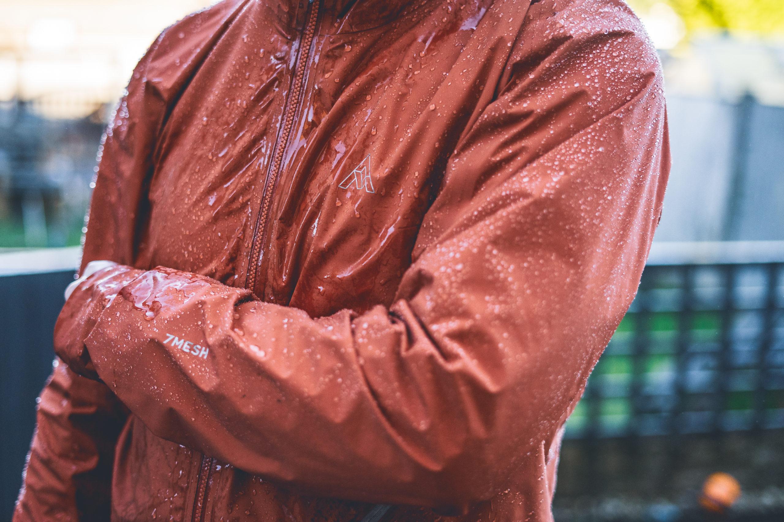 7mesh Copilot waterproof jacket