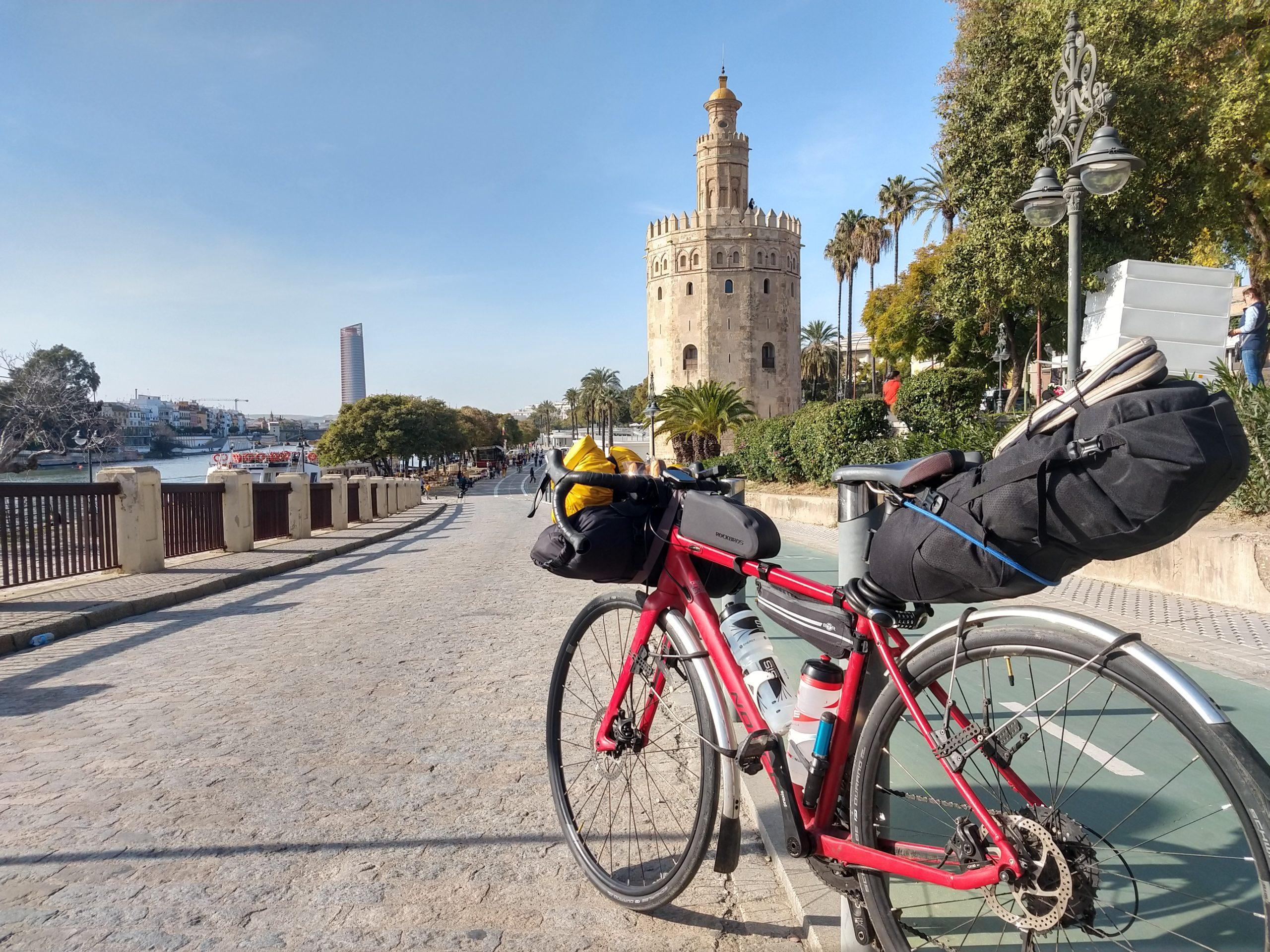 Bikepacking the length of Spain