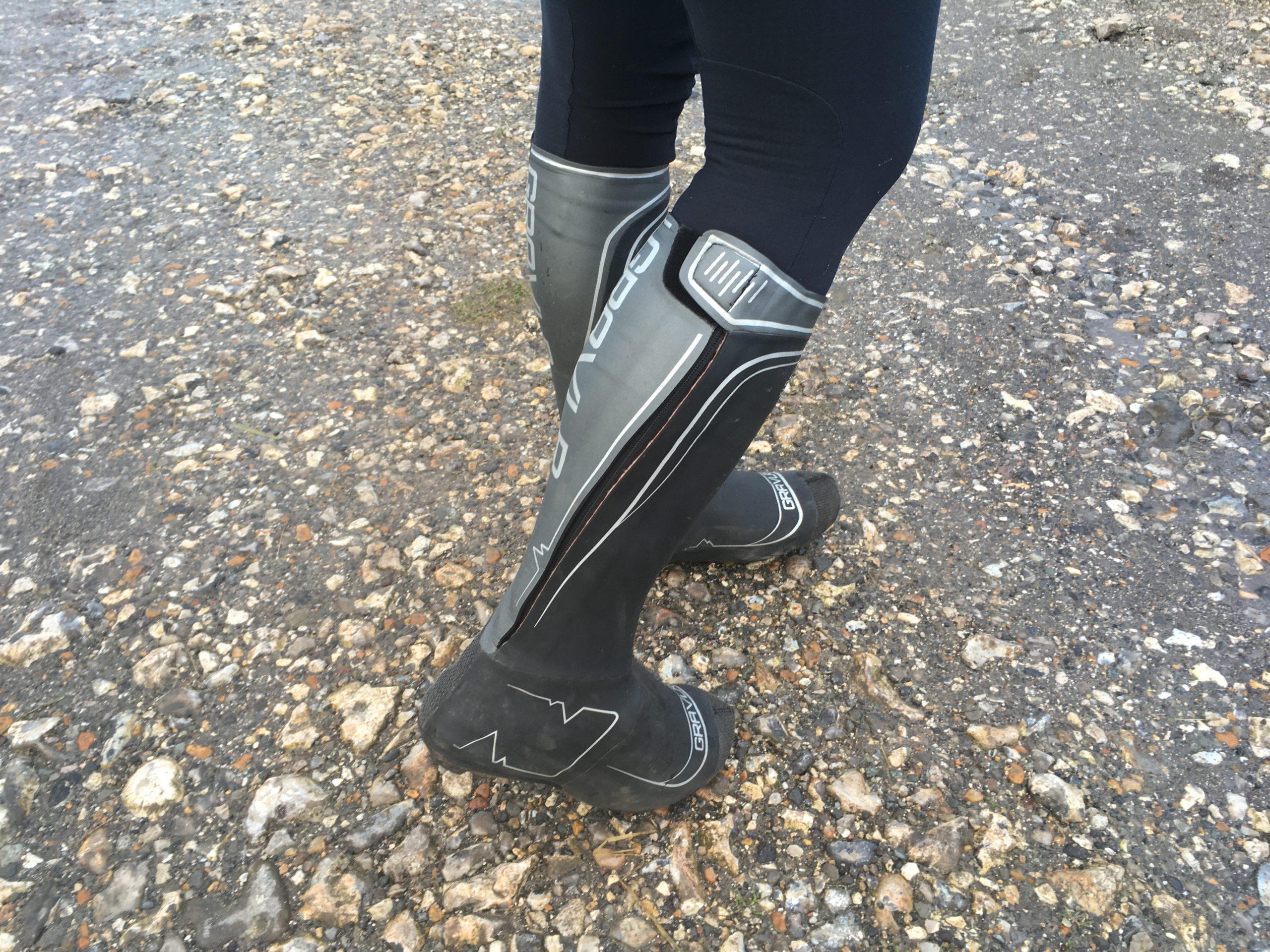SPATZ GravlR winter overshoes