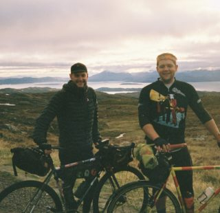 Fixed Gear Touring Scotland
