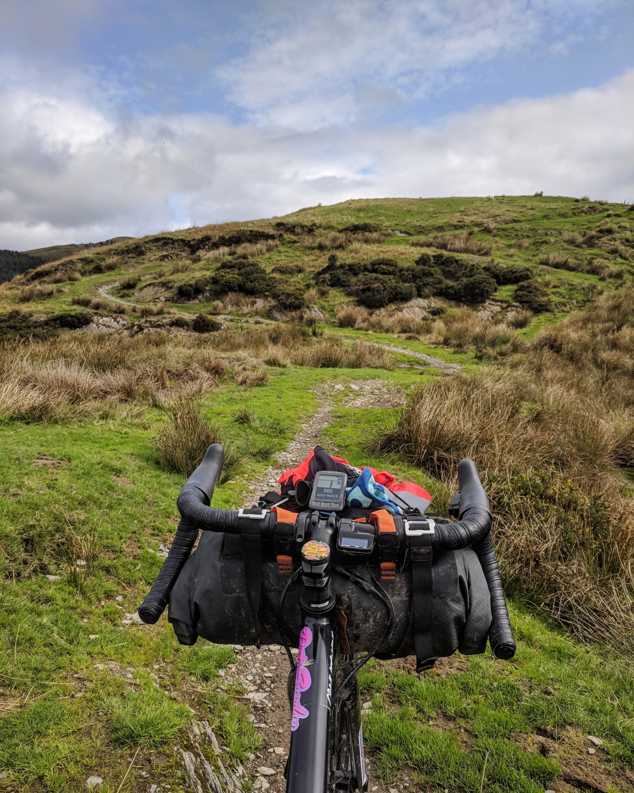 Ortlieb Handlebar Bikepacking Bag review