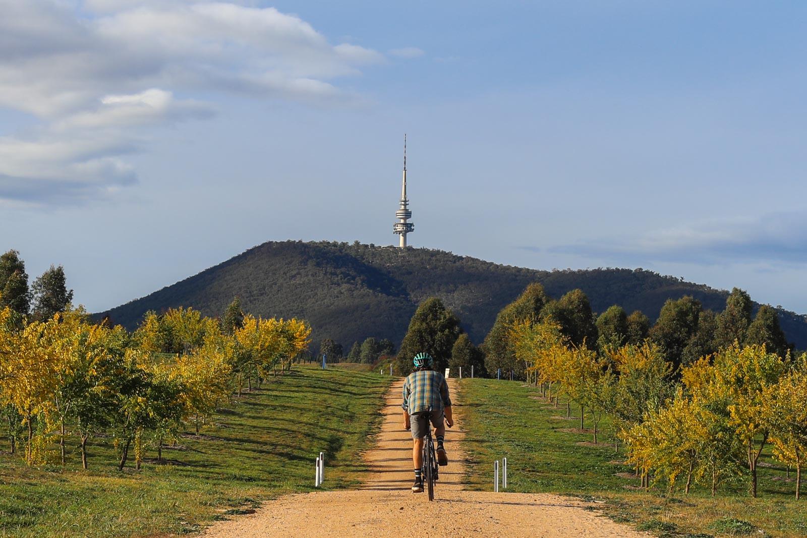 Iconic Canberra