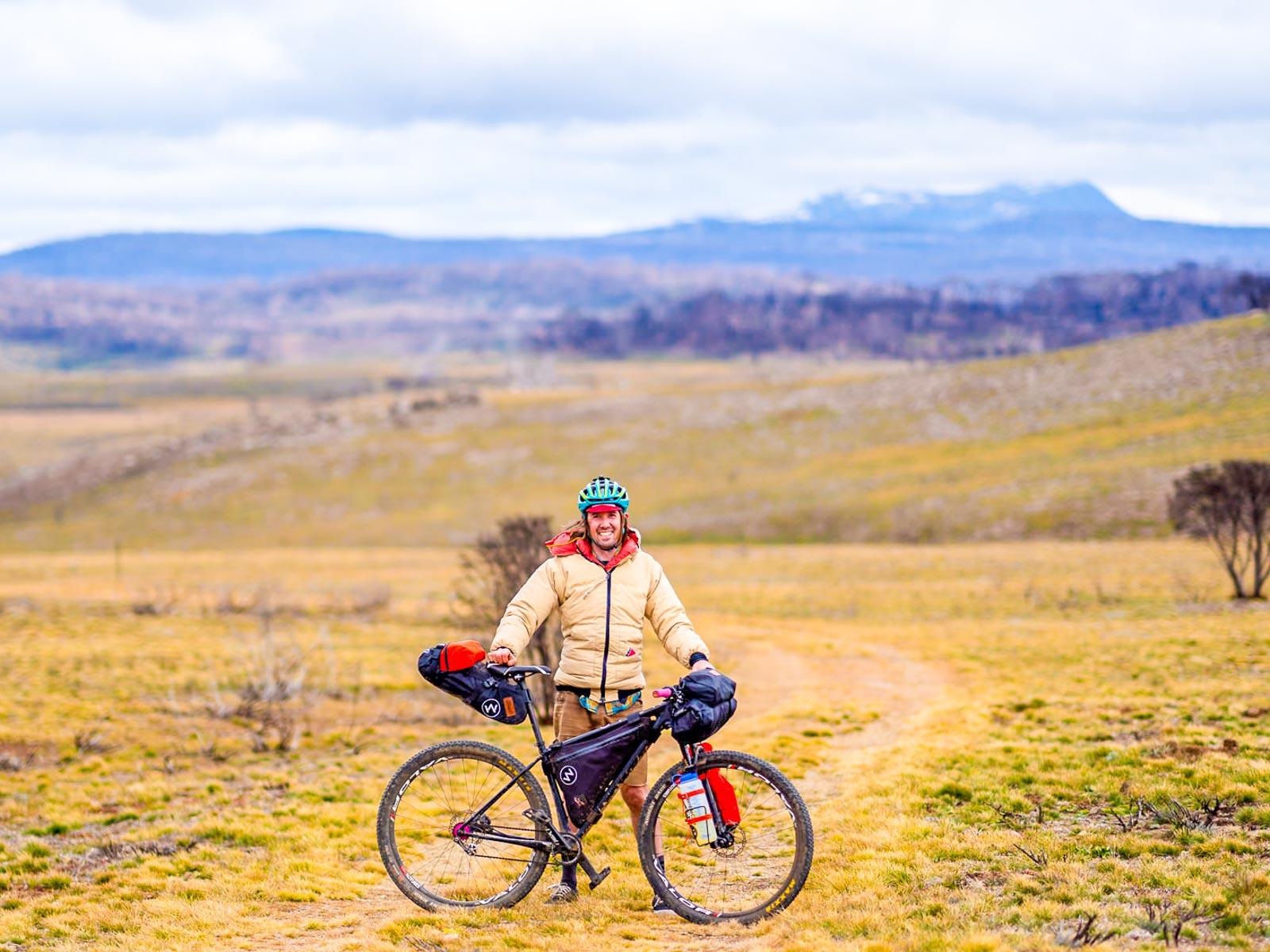 Mackay's Hut Bikepacking - WAE