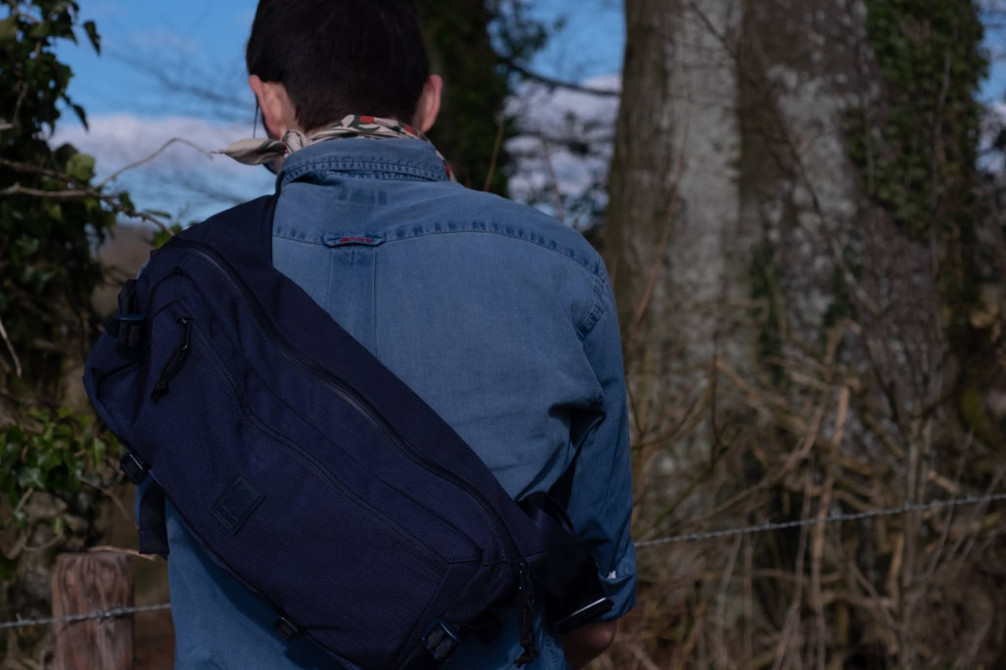 Chrome Industries Kadet sling bag