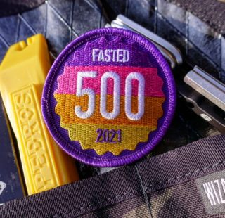 Fasted 500 roundel