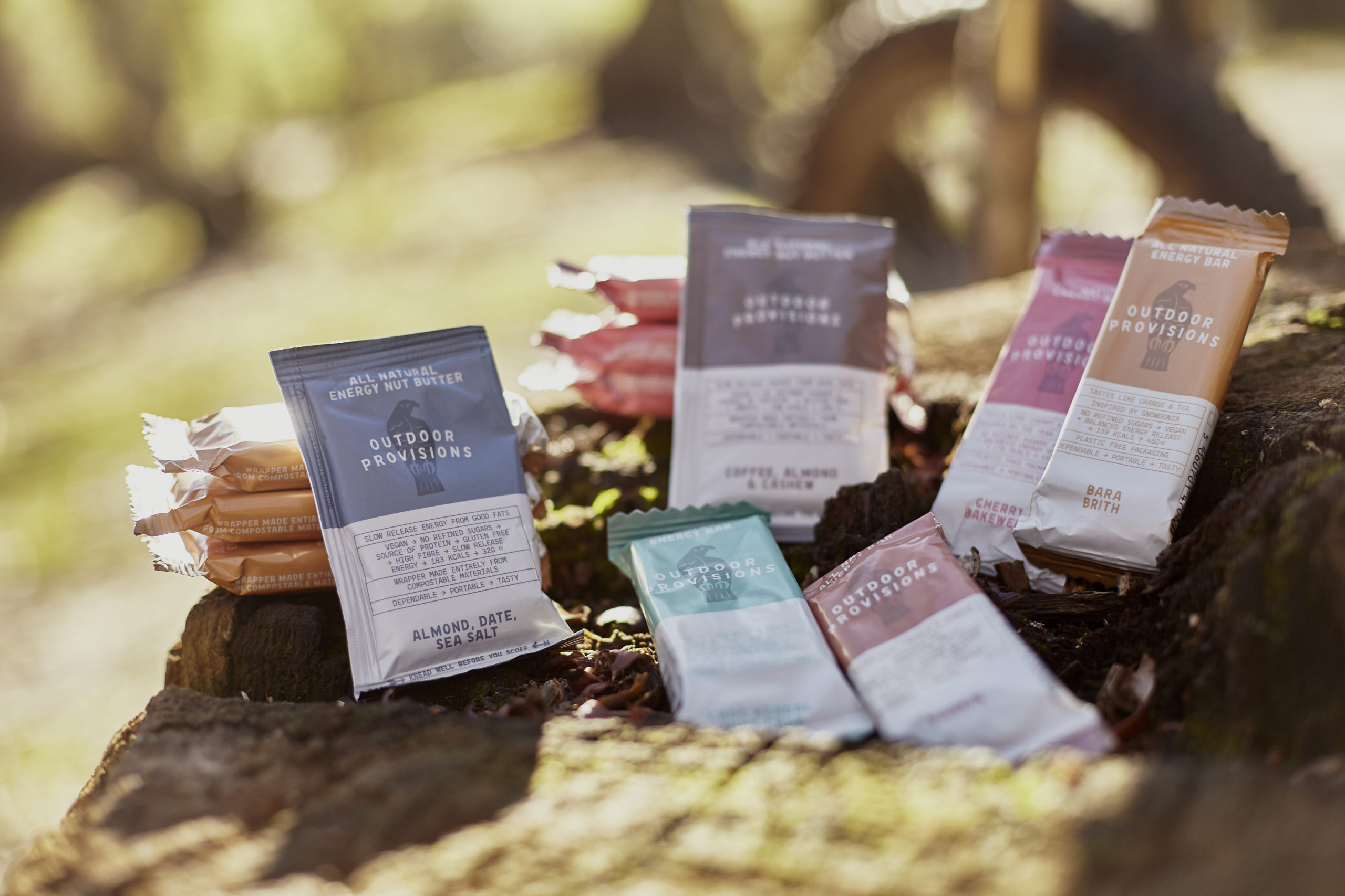 Outdoor Provisions bars