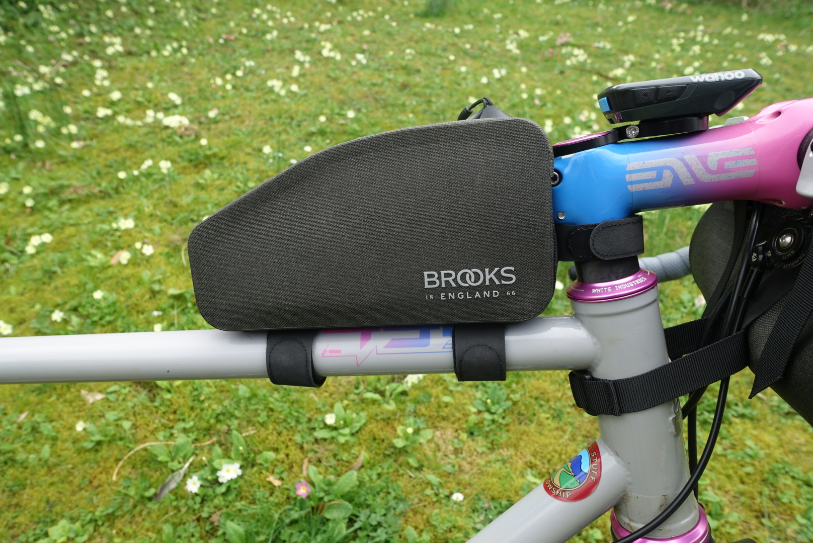 Brooks Scape Top Tube Bag