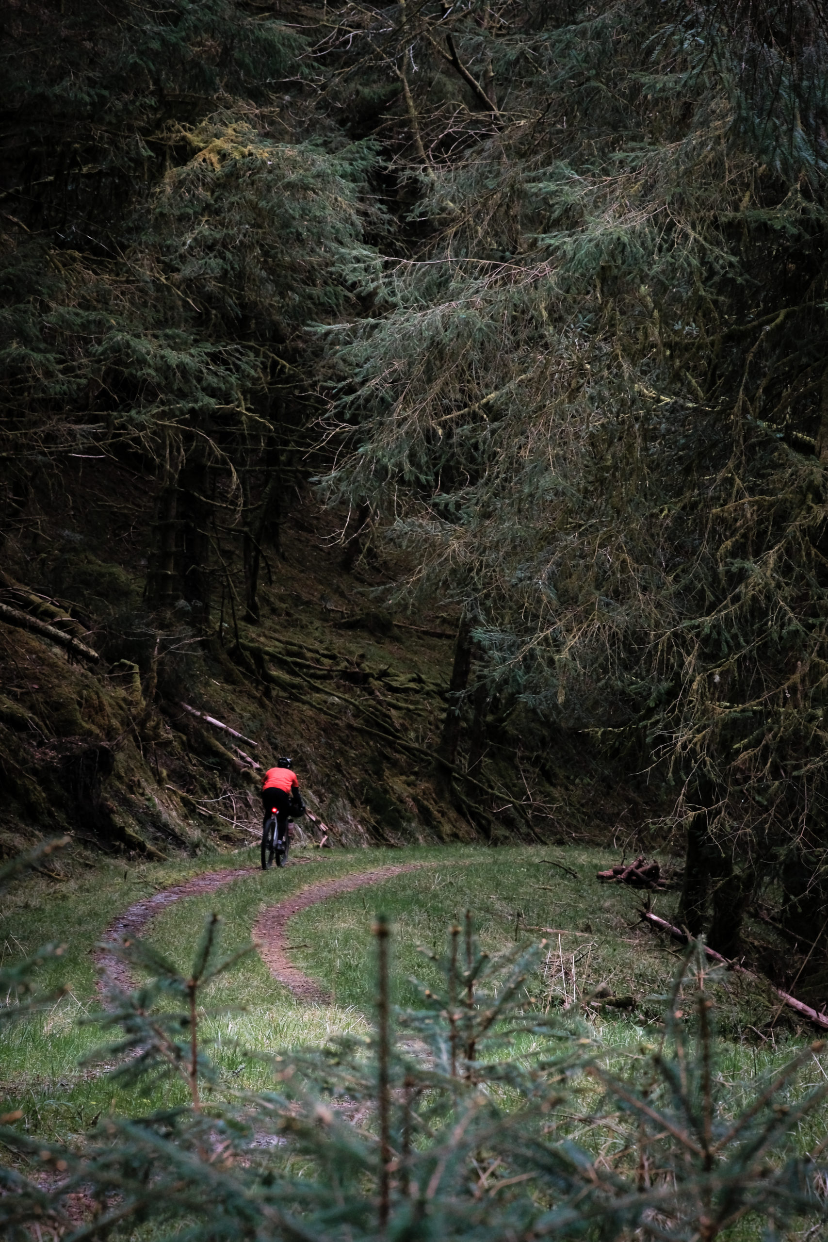 Argyll gravel adventure overnighter