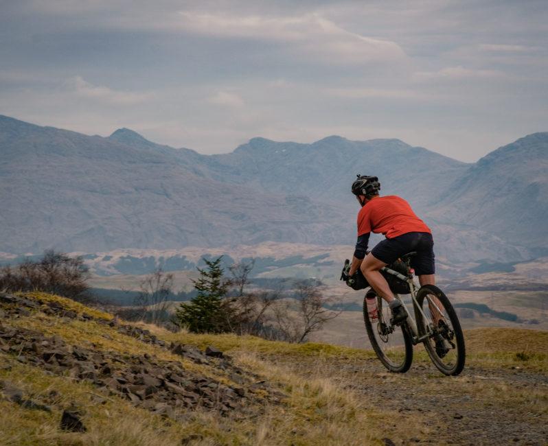 Argyll gravel overnighter bikepacking