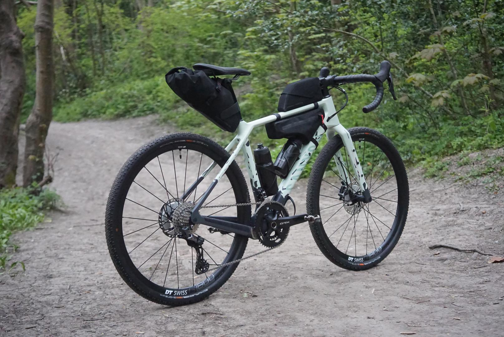 Canyon Grizl new gravel bike