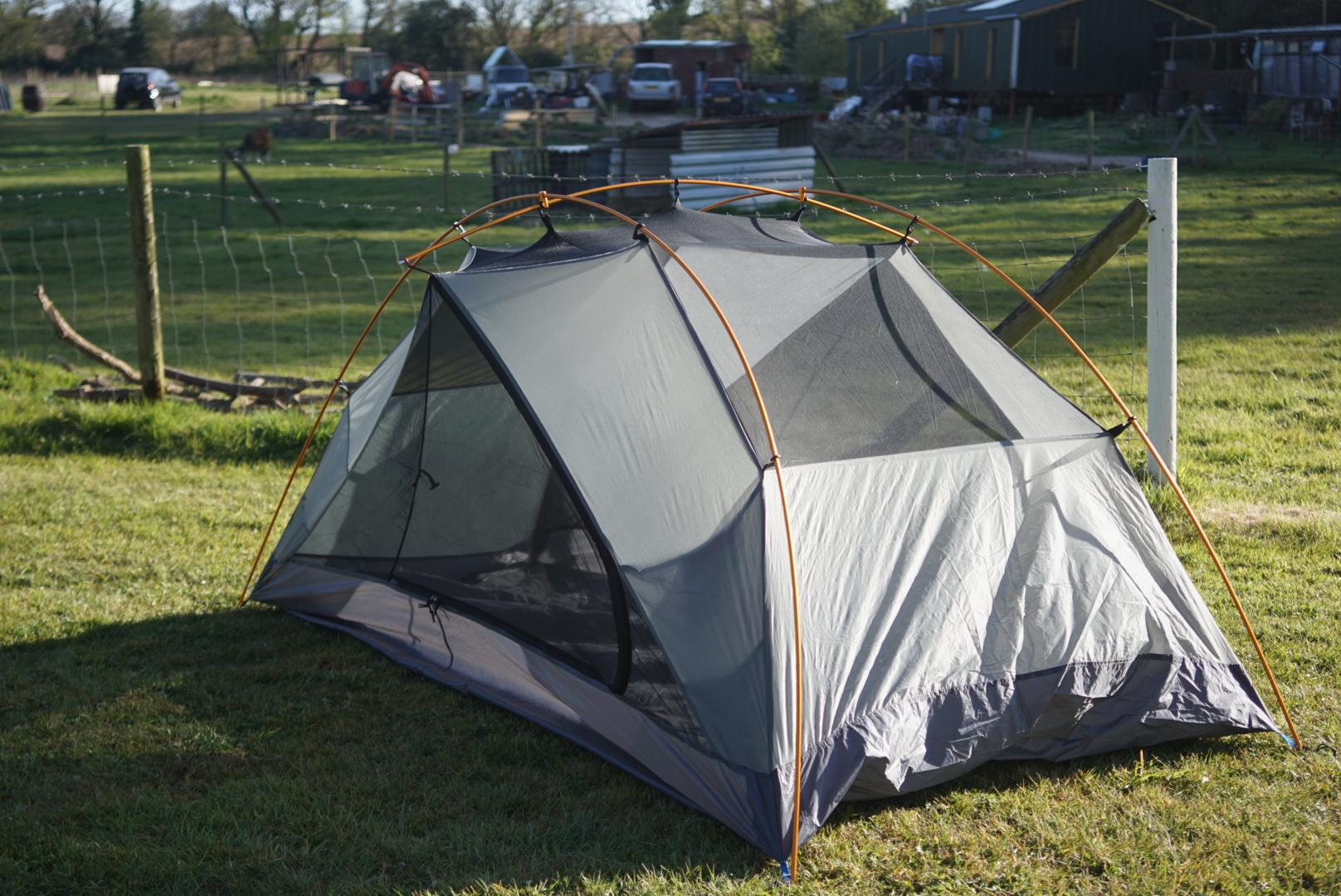 Alpkit Jaran 2 person tent