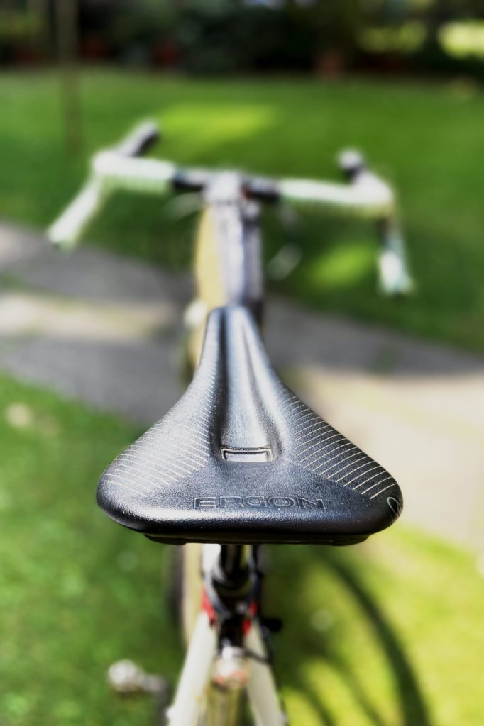 A stable and comfortable saddle which seems to tick all the boxes